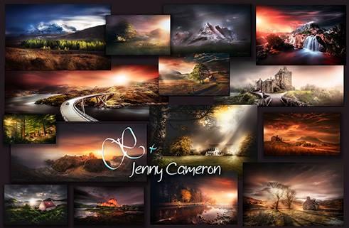 About Jenny Cameron